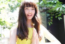 komatsu nana / 小松菜奈ちゃん。 ファッション 雑誌