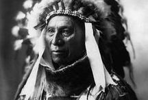 NATIVE AMERICANS / all captions by others / by samantha ebling