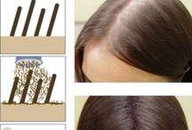 Tipps für dickeres Haar / ...Wie kann ich feine Haare dicker machen?..Wie wirken dünne Haare dicker?...