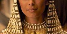 Egypt inspired style