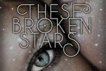 """These Broken Stars / Lass Dich inspirieren vom wunderbaren Roman """"These Broken Stars"""" von Amie Kaufman und Meagan Spooner.  Aus dem All direkt ins Herz! www.bittersweet.de/thesebrokenstars"""