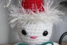 haakpatronen kerst / crochet  christmas / by creajettie