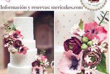 Cursos Mericakes / Imágenes de los cursos de Sugarcraft y pastelería impartidos por Mericakes en Barcelona.
