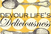 Deliciously Delightful / by MKathryn Ivanski