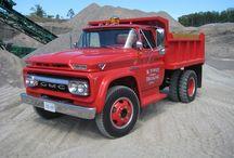 Trucks / Old trucks  / by mark turney