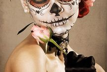 Body Art / Face painting ideas, Makeup, Costumes, tattoos and Body Art