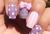 Nails, nails, and more nails, AND toe nails, don't forget about them! / I love all kinds of beautiful nails.  Long or short, they represent YOU. Such a beautiful art. Makes you feel good! / by dollydames.com