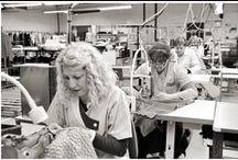 Notre savoir-faire / Découvrez les gestes et le savoir-faire qui font la qualité et la renommée de nos pulls depuis plusieurs décennies ... Notre manufacture est située à Castres, ici nous pensons, créons et réalisons nos pulls entièrement fabriqués en France.