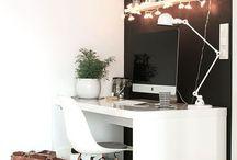 Projekt Schreibtisch