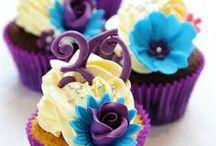 Inspiración! / Aca subo fotos de cupcakes que encuentro en la web, inspiración para ustedes y para mí!