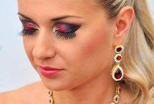 Ilona Fryntova -  Hairdresser/Make-up Artist / Vlasy, účesy, líčení, make-up, svatební drdoly/ hair, hairstyles, make-up, wedding hairstyles, bridal hairstyles, bridal make-up, hairstyles for men
