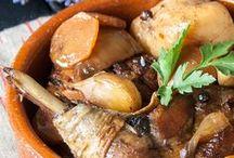 Spanish Meat Recipes