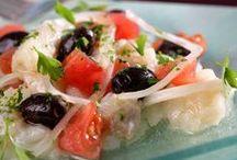 Spanish Salads / A recipes board about Spanish salads