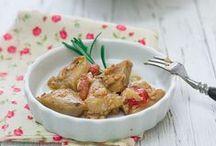 Vegetarian & Spanish / Spanish vegetarian recipes #SpanishFood #Vegetarian