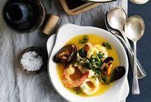 Fish Spanish Recipes / Fish & seafood based Spanish recipes