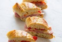 Sandwiches & Bocadillos Spanish recipes