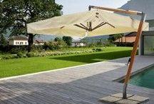 GAZEBO, TENDE E OMBRELLONI /  Ti ripariamo dal sole più caldo Colori delicati e la voglia di stare all'aria aperta, di ricreare il proprio angolo di relax, sognando di stare sotto un magnifico grande albero.  Trasforma il tuo spazio esterno con un gazebo mozzafiato.