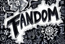 Random Fandom / Not any fandom in particular