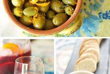 Spanish party recipes