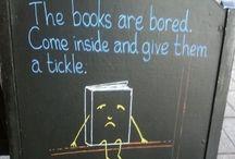 books  and reading / Voeg maar leuke lees pins toe
