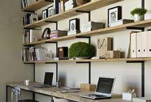 ☗ Home. Bureau et espace de travail