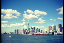 Toronto Destination / A guide for those who wants to know a little bit more about the world's most multicultural city.