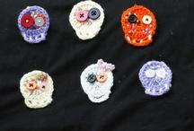 Sugar skulls / I love the sugar skulls...