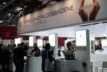Our Agenda / Events, Meeting, Fairs with #ConeglianoValdobbiadene Prosecco Superiore