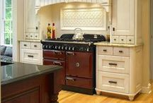 What You Can Do With Our Cabinets / Some inspirations for your kitchens and what you can do in them with our cabinets.  http://www.cabinetdiy.com