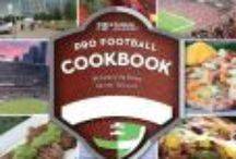 Pro Football Cookbook / Recipes inspired by all 32 teams of pro football