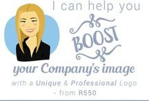 CB Designs / Graphic design for your growing business ♥ Visit http://www.cbdesigns.co.za to get to know us!