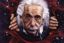 Albert Einstein / by Corrie Ariens
