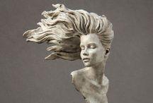 Ceramic - Boetseren / by Corrie Ariens