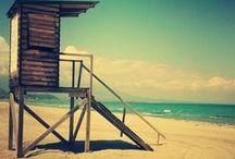 nei pori beach / Nei Pori the Greek Village compines the sea with excursions to Mount olympus