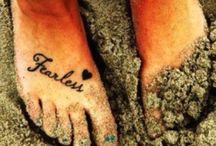 Tattoos / Tattoos I like although they may not be the ones I get.