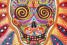 Art Rituals- Day of the Dead