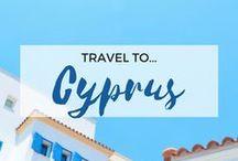 » Travel to Cyprus / Travel Inspiration for Cyprus. Paphos. Aphrodite Hills. Nicosia. Ayia Napa. Lanarca. Limassol. Europe. Mediterranean.