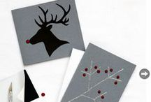 Christmas cards, gift tags, wrapping DIY
