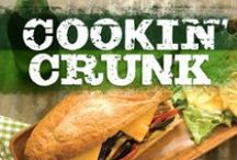 Cookin' Crunk: Eat Vegan in the Dirty South / By Bianca Phillips. Simple #vegan, #plant-based, soul food recipes that are delicious and more healthful than traditional Southern food.
