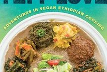 Teff Love / Why wait for a trip to your favorite Ethiopian restaurant? Import the delicious flavors of Ethiopia right to your own kitchen! Kittee Berns has demystified this cuisine so you can savor authentic Ethiopian food without ever leaving home. Discover how to source and use the tantalizing seasonings and savory ingredients that are the foundation of these unique dishes.