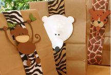 kids party ideas / Cordells 1st Birthday