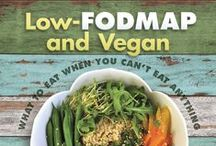 Low-Fodmap and Vegan / By Jo Stepaniak. The book everyone who suffers from Irritable Bowl Syndrome should have. To be published in June 2016.