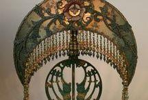 Предметы Art Nouveau и Art Deco