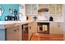 Silver Grey kitchen Cabinet / CabinetDIY, the house of great priced all wood RTA (Ready To Assemble) kitchen and bath cabinets that direct ship to your door.
