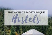 » Unique Hostels Around The World / Unique, cool hostels around the world. Affordable and budget hostels and hotels. Travelling. Interrailing. Backpacking. Student travel. College travel. Gap year.