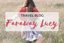 » Faraway Lucy Travel Blog / Posts from the award-winning travel blog, Faraway Lucy, focused on unique, affordable travel for students. Travel guides, tips and inspiration. Budget travel. Student travel. Study abroad. Gap year.