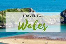 » Travel to Wales / Travel Inspiration for Wales. Cardiff. South Wales. Monmouthshire. Snowdonia. Pembrokeshire. Portmeirion. Swansea.