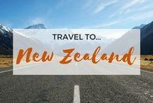 » Travel to New Zealand / Travel inspiration for New Zealand, Australasia. Queenstown. Christchurch. Auckland. Wellington. Rotorua. Milford Sound. Tongariro National Park. Hobbiton. Lord of the Rings.