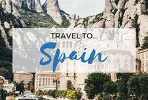 » Travel to Spain / Travel inspiration for Spain. Barcelona. Seville. Madrid. Majorca. Tenerife. Ibiza. Lanzarote. Valencia. Gran Canaria. Granada. Fuerteventura. Toledo. Malaga. Alicante. Santander. Marbella. Benidorm.