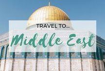 » Travel to the Middle East / Travel inspiration for the Middle East. Turkey. Israel. Cyprus. Egypt. Jordan. Lebanon. United Arab Emirates. Dubai.